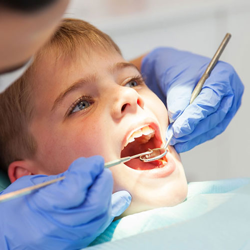 pediatric checkup
